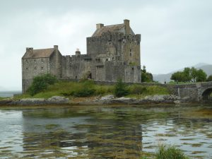 Eileen Donan Castle is one of the most photographed in Scotland