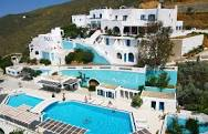 Restore yourself at the Gem of the Aegean, on the island of Amorogos