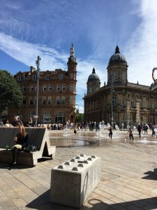 Join the party, Explore vibrant Hull UK City of Culture