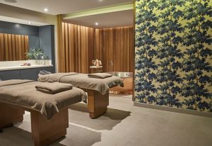 Couples experience suite Rudding Park Spa