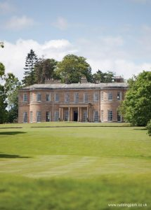 Rudding Park luxury hotel, Spa and golf