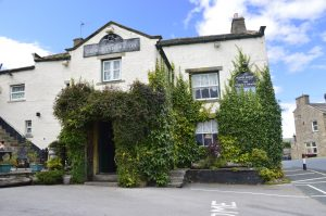 George and Dragon is a 17th Century coaching inn