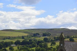 Rolling Yorkshire Dales offer a magical wellness escape