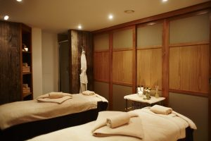 Cowshed Spa at the St. Moritz