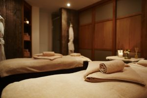 Cowshed St. Moritz, Therapy Room