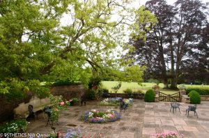 Gardens offer a lovely place to walk or relax and unwind in nature