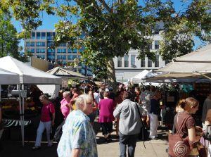 Local produce,meats, flowers, baked goods and more at the Eugene Farmers' Market