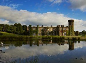 Escape to Swinton Park for wellbeing